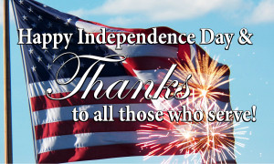 Happy 4th, MM closed July 3rd