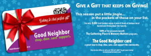 Good Neighbor Discount Card, GN Card, TGP&MM Discount Card