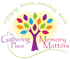 The Gathering Place and Memory Matters Logo